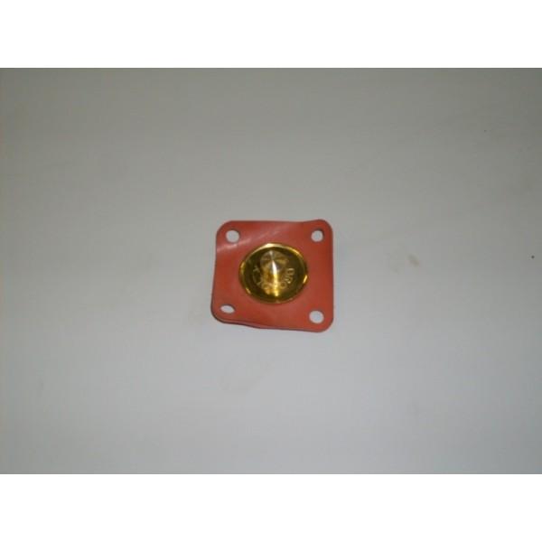 Membraan voor de acceleratiepomp van de Solex 32TDID register carburateur 1978-1980
