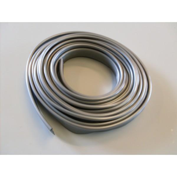 Spatbordpezen-set zilver grijs 1950-1962