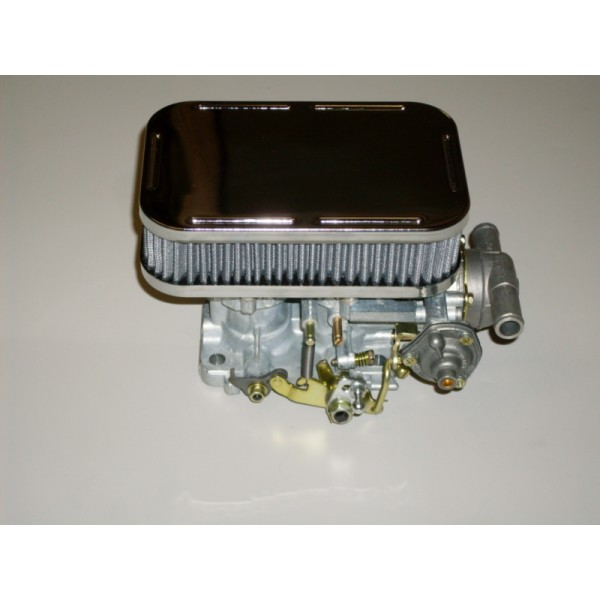 Dubbele Weber carburateur inclusief luchtfilter